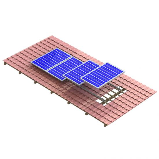 Solar tile roof system supplier